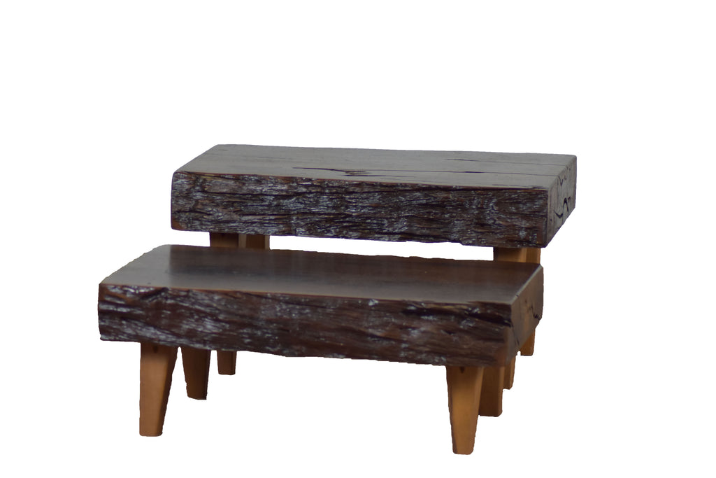 Live Edge Tables - A Pair