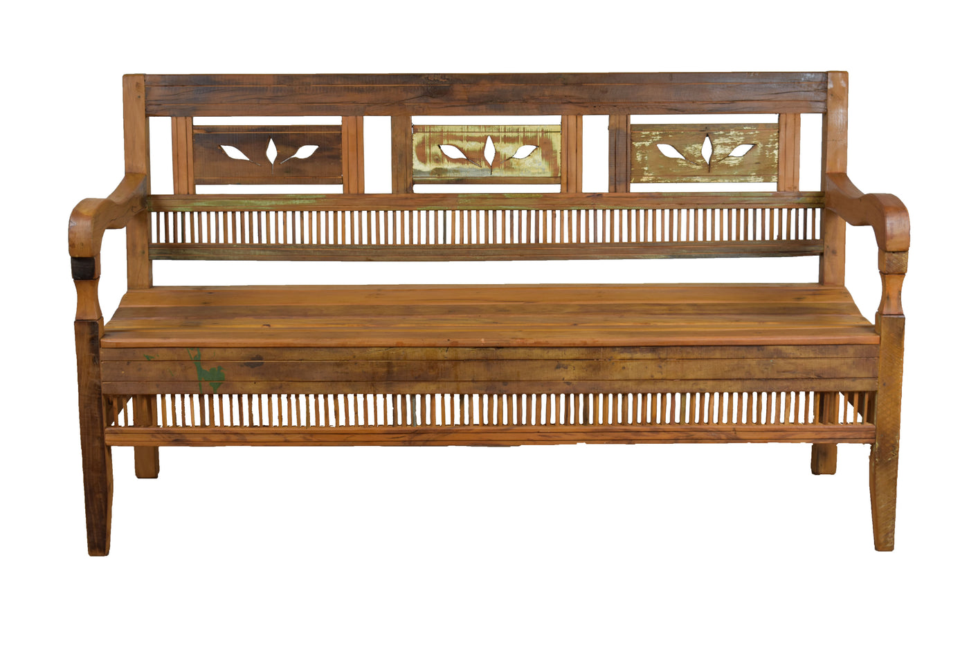 Reclaimed Wood Bench – Save The Planet Furniture