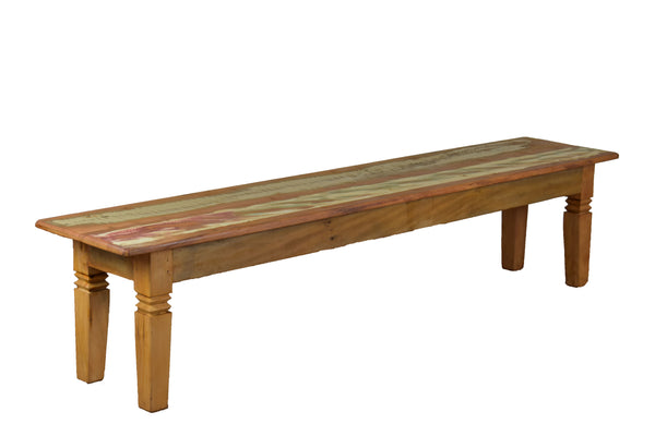 reclaimed wood bench, reclaimed wood dining bench, handmade bench,