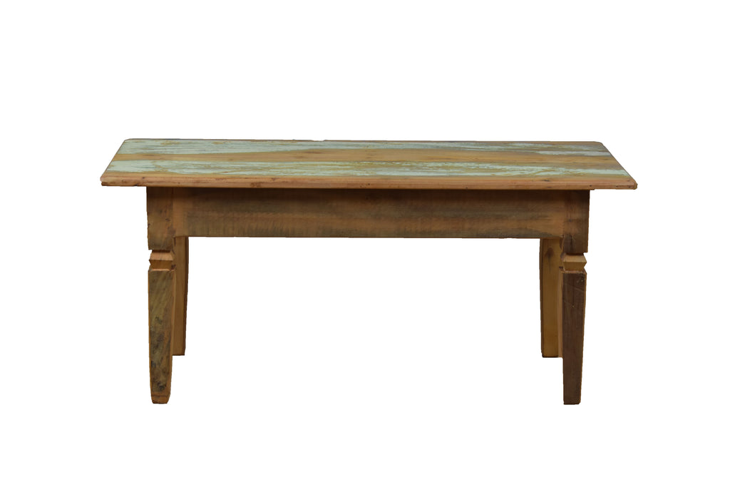 "Small Bench ""Chinese Feet"" - 39.5"" Long"