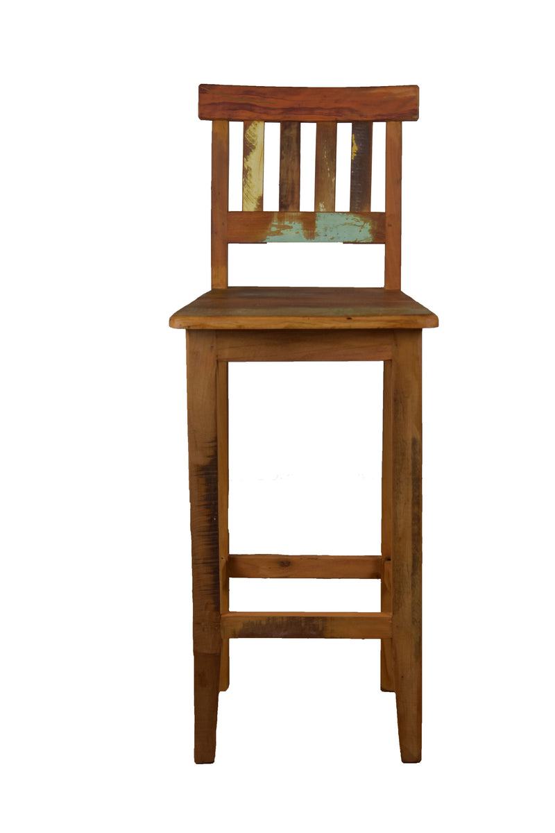Lath Bar Stool