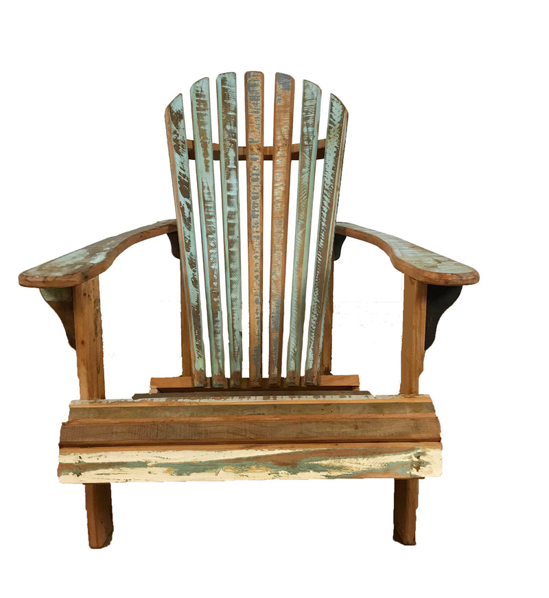 adirondack, coastal chair, wooden chair, reclaimed wood chair, lounge chair, fire pit chair, patio chair, patio furniture chair, long, reclaimed wood  chair, indoor outdoor, porch chair, peroba wood chair, peroba rosa chair, rustic wood, distressed, sturdy, save the planet furniture, accent, resistant, rustic modern, coastal, cottage chair, outdoor chair, coastal chair