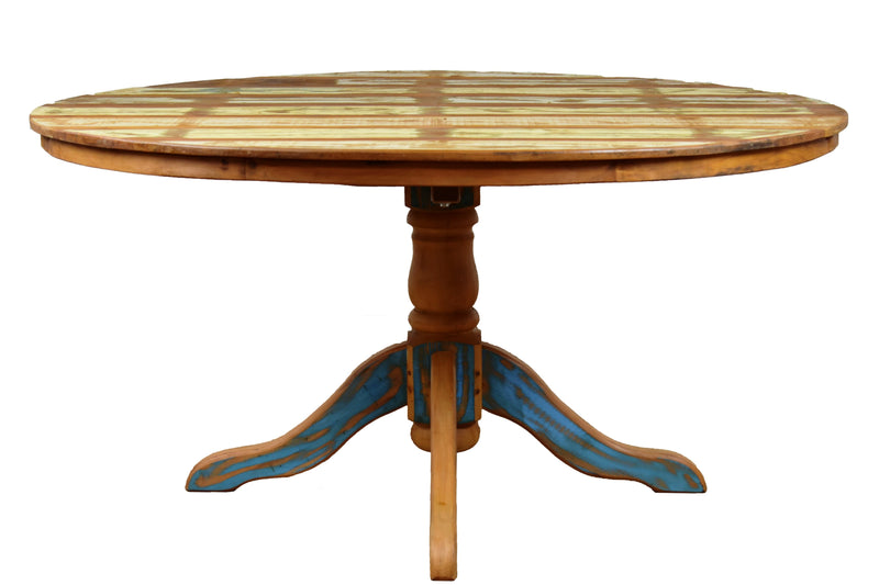 Round Dining Table 63""