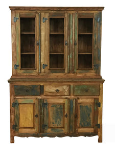 Reclaimed Wood Buffet Hutch – Save The Planet Furniture