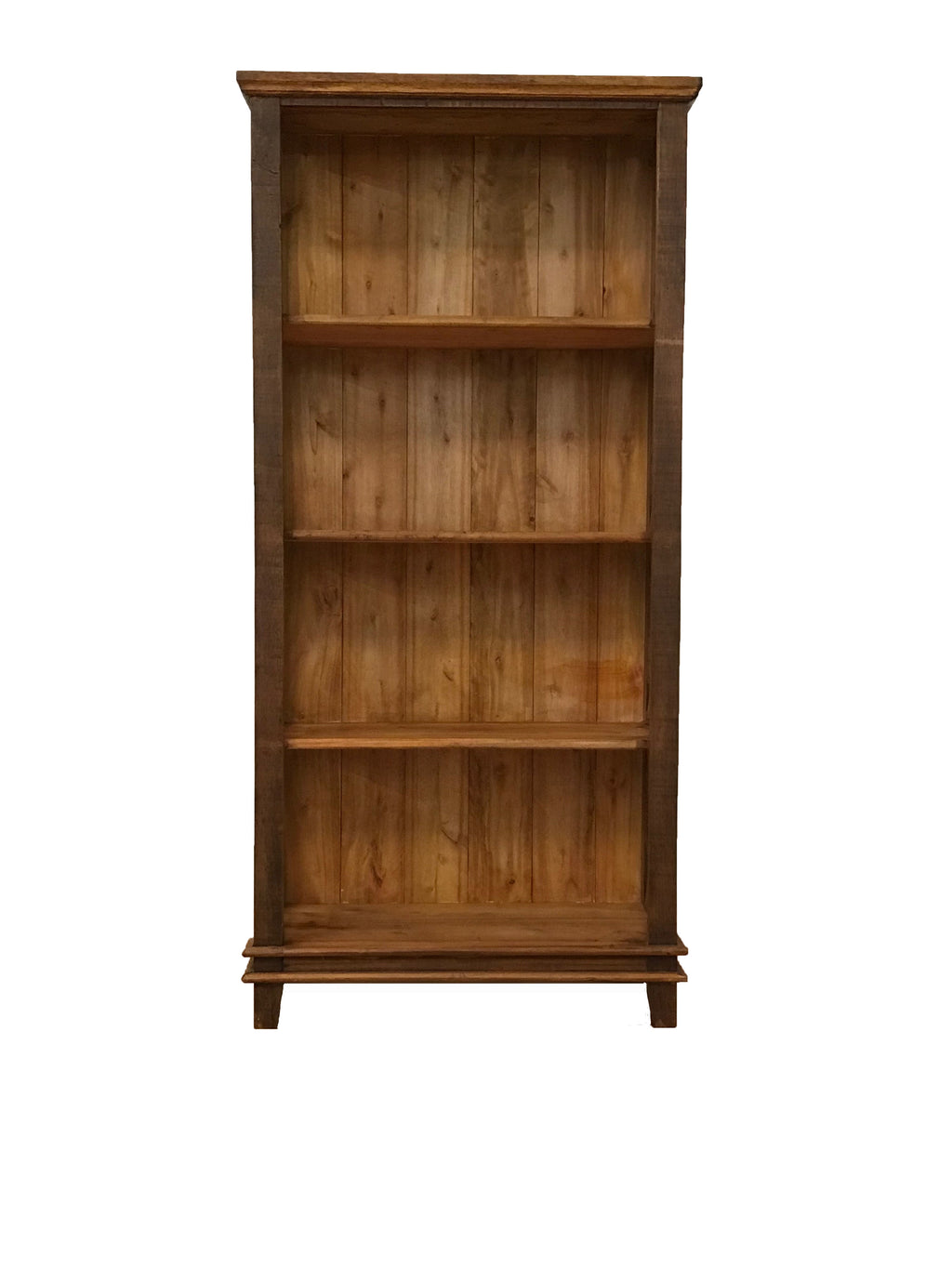 reclaimed wood bookcase - Reclaimed Wood Bookshelves