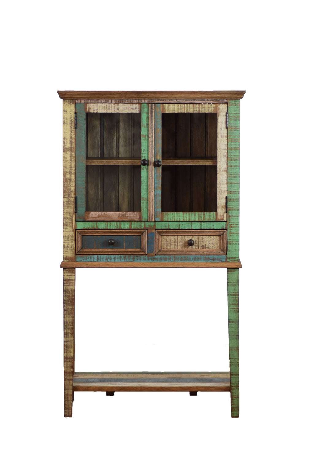 reclaimed wood display cabinet, dining set, affordable online,