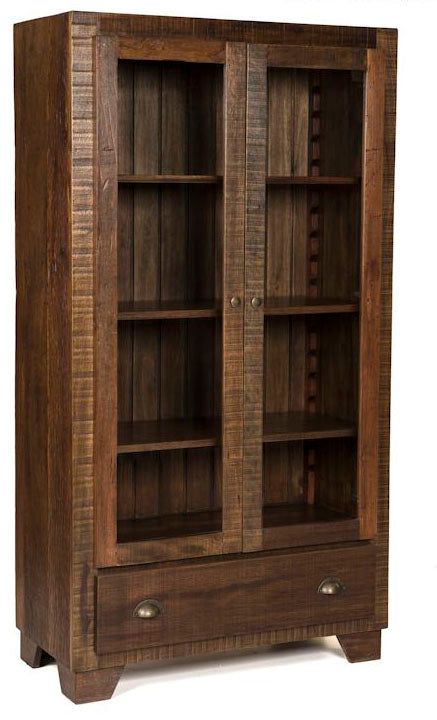 reclaimed display cabinet, home stores furniture, reclaimed wood,