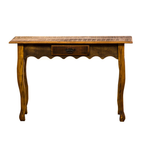 console, rustic console, timeless console, traditional console, console table,