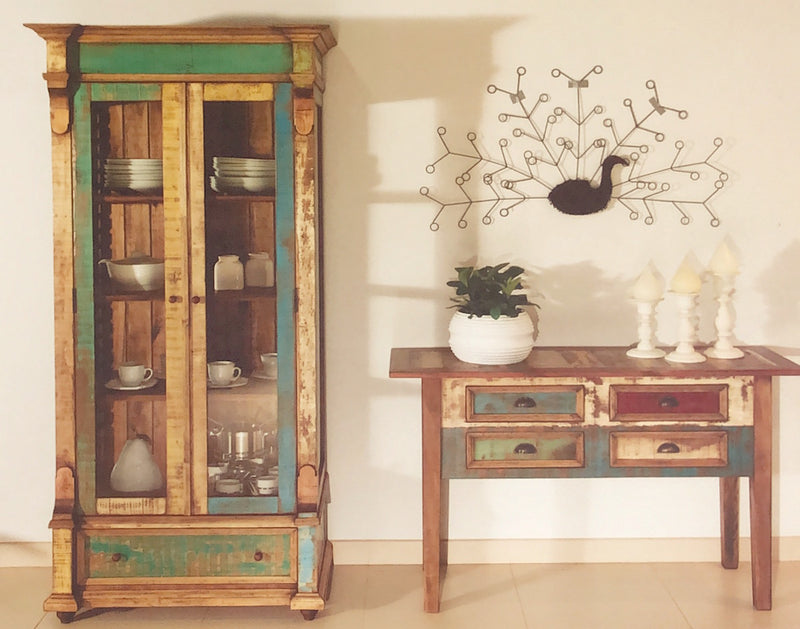 Distressed Display / China Cabinet