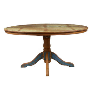 table, round table set, affordable online, vintage furniture,