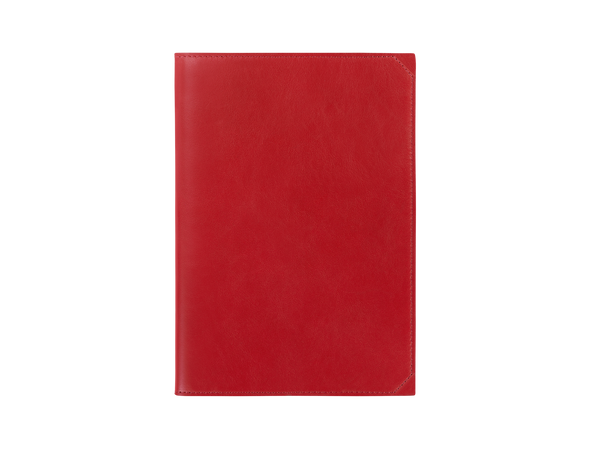 Protège Cahier A5 Rouge