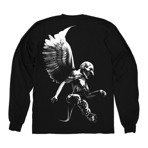 BVB Winged Devil Long Sleeve