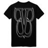 Distorted Logo Tee