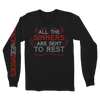 All The Sinners Long Sleeve