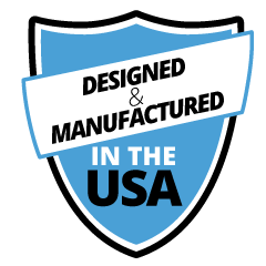 Designed & Manufactured in the USA