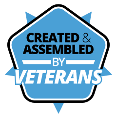 Created & Assembled by Veterans