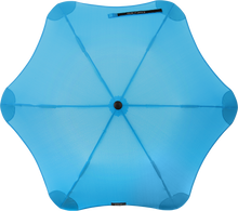Load image into Gallery viewer, blue compact umbrella top