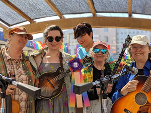 Interview with Noa Laniakea, Bay Area Bass Fiddle Maestra