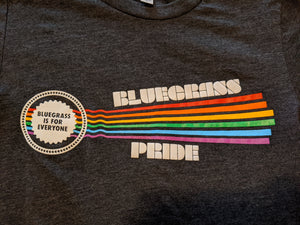 Bluegrass is for Everyone Unisex Shirt