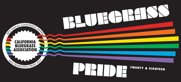 Bluegrass Pride 2018 Shirt