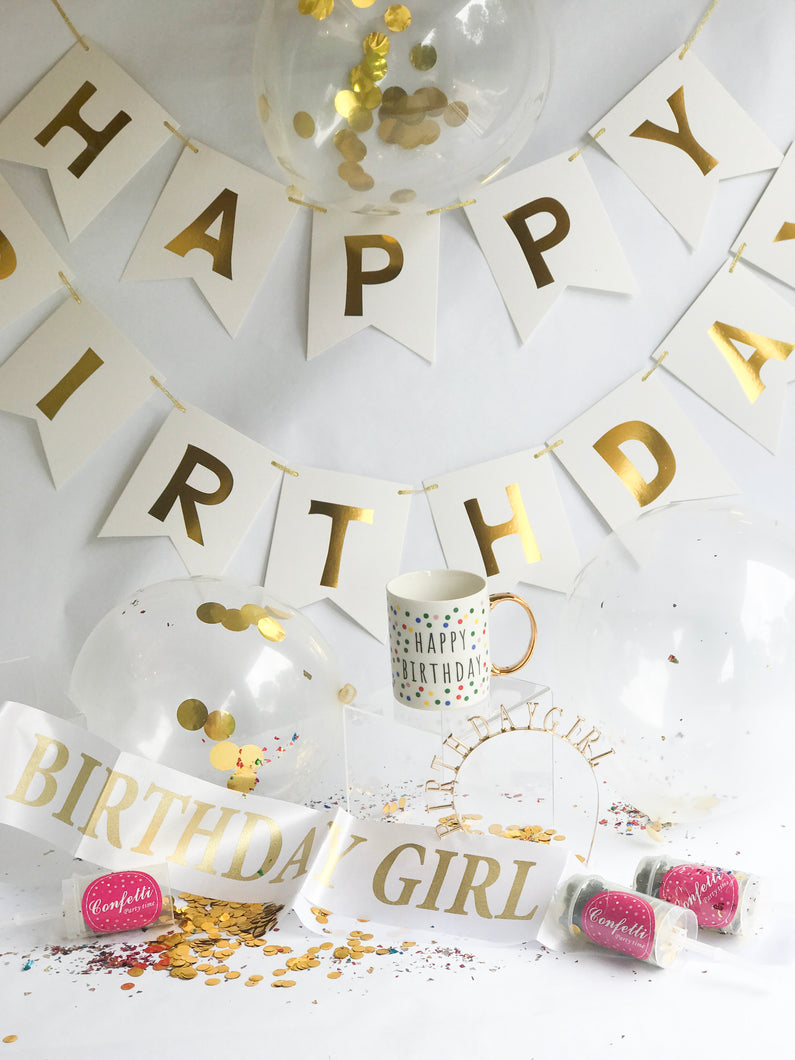 Birthday Girl Celebration Box
