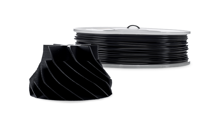 ULTIMAKER FILAMENTO  ABS BLACK  750 gr