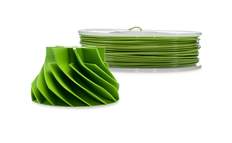 ULTIMAKER FILAMENTO  ABS GREEN 750 gr