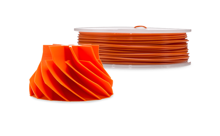ULTIMAKER FILAMENTO  ABS ORANGE 750 gr