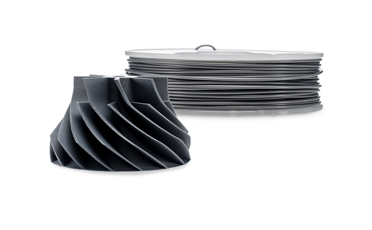 ULTIMAKER FILAMENTO ABS SILVER 750 gr