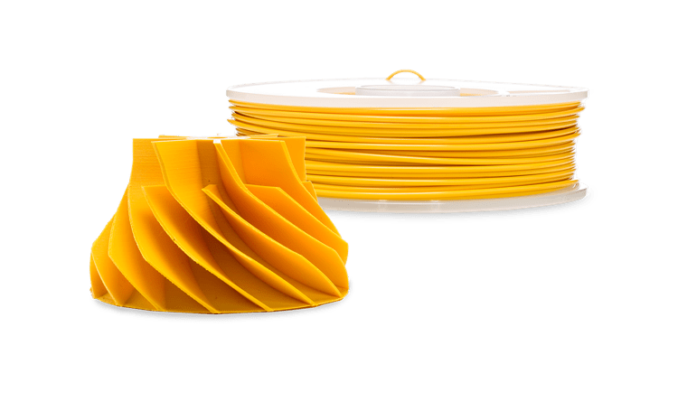 ULTIMAKER FILAMENTO ABS YELLOW  750 gr