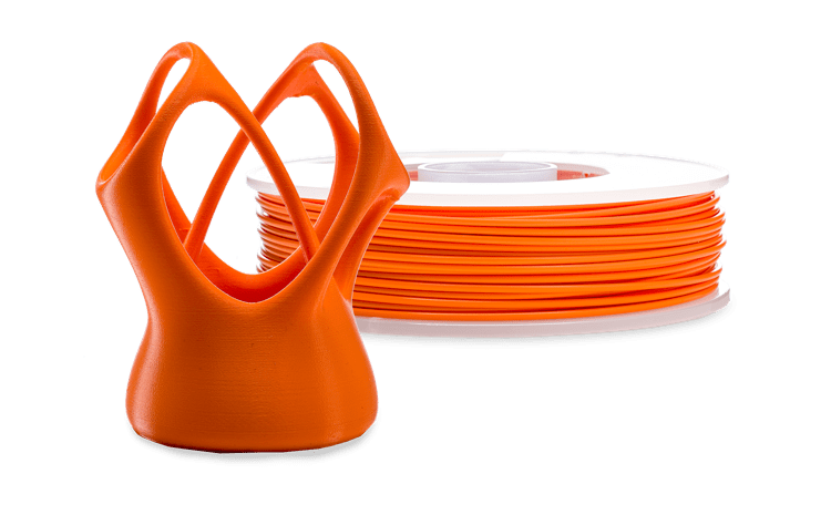 ULTIMAKER FILAMENTO PLA ORANGE 750 gr