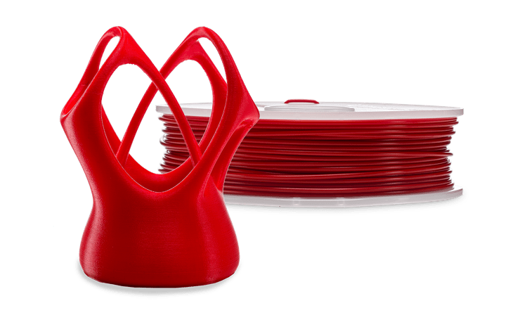 ULTIMAKER FILAMENTO PLA RED 750 gr