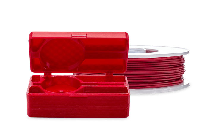 ULTIMAKER FILAMENTO TPU 95A  RED