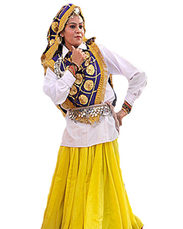 Haryana Folk Dance Costume