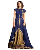 Designer Gold Color lahenga