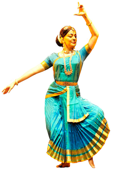 Firozi Dance Dress