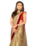 Rani Mukherji Gold Saree