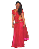 Kareena Red Saree