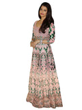 Bollywood ever green Color Aiswarya Heavy Anarkali Gown