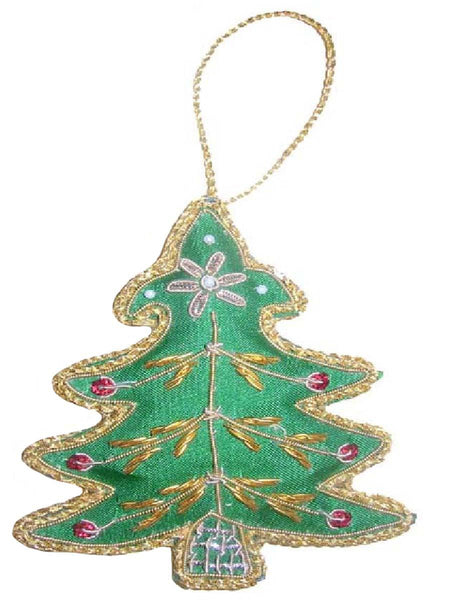 Green X-Mas Ornament