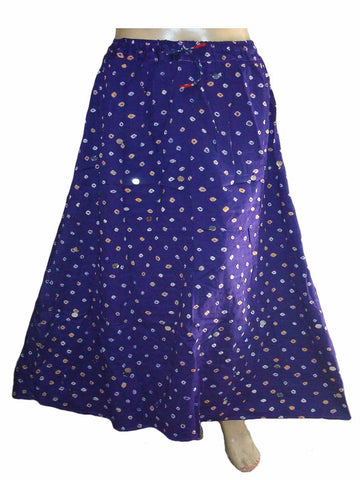 BlueBandhej Skirt