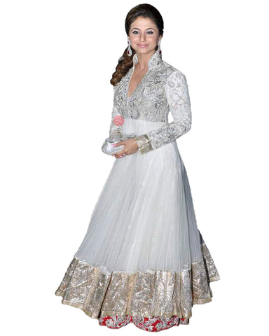Urmila White Suit