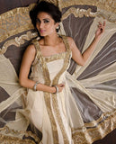 Gold Beauty Heavy Flared Suit