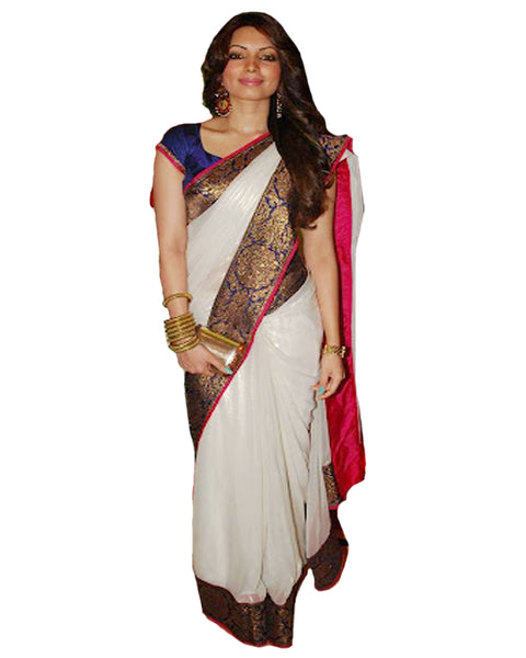 Traditional Bollywood Replica Saree