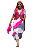 Punjabi dance costume