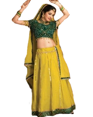 Garba Costume-Folk Dance Of Gujrat