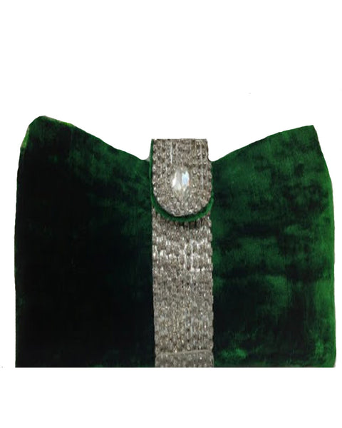 Elegant Green Handbags