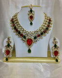 Kundan Silver Necklace
