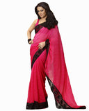 Bollywoo Selina jettali Magenta Color Saree