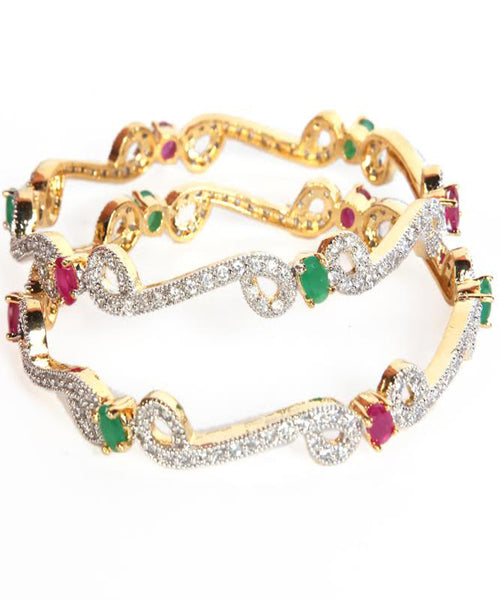Exclusive Designer Bangles Set